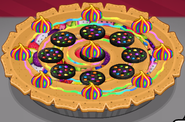 New Year Pie To Go Higher Quality