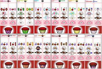 Radylynn's orders (Cupcakeria HD).JPG