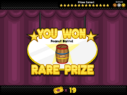 Slider Escape-Gold prize-Bakeria
