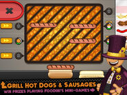 Papa's Hot Doggeria HD Screenshot a