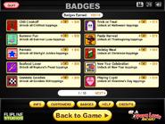 Papa's Pastaria Badges - Page 1