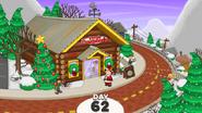 Christmas maple mountain