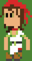 Pixel Bruna Romano