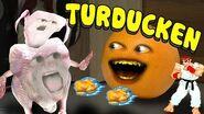 Annoying Orange - Turducken (ft