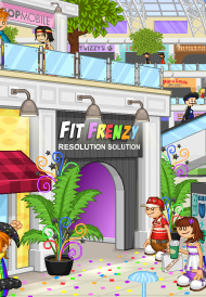 Fit Frenzy Resolution Solution