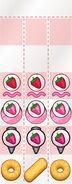 So Very Strawberry Ticket
