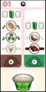 Edna-order-st. paddy's day-cupcakeria