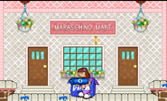 Maraschino Mart with penny