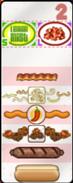 Papa's Hot Doggeria To Go! Emmlette (Regular)