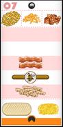 Hacky Zak's Cheeseria Order