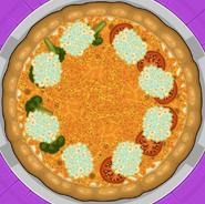 Creamy Quiche (from SkyToast)