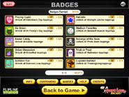 Papa's Cupcakeria Badges - Page 1