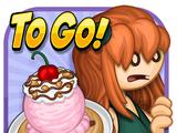 老爹饼干圣代店To Go!