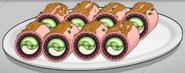 Veggie Roll (from SakuraGaming)