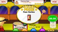Special Prize - Flaming Fajita (TG)