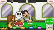 Perfect 1 Allan Pastaria To Go!