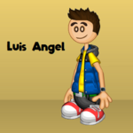 Luis Angel All Cleaned Up! Full