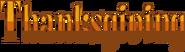 Thanksgiving logo
