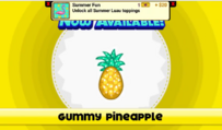 Gummy Pineapple Unlocked!.png