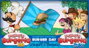 National Burger Day 2014