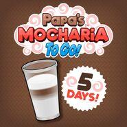 5 days to Mocharia