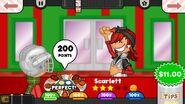 Perfect 90 Scarlett Wingeria To Go!