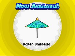 Papa's Cupcakeria - Paper Umbrella.png