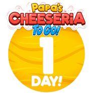 Cheeseria To Go - 1 Day Left