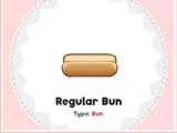 Regular Hot Dog Bun
