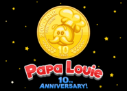 10th Anniversary of Papa Louie