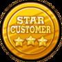 Gold Star Customer!