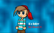 Robby fan art by diastriputri