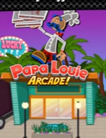 Papa Louie Arcade