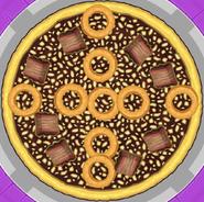 Papa's Pizzeria HD Starlight BBQ pizza