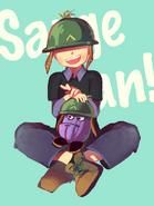 Sarge Fan by Lemonade813
