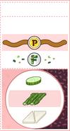 Sushiria Special Recipe - Veggie Roll