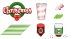 Sushiria To Go Christmas Ingredients