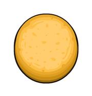 Papa's Donuteria - Regular Round Dough.png