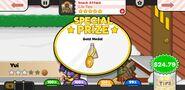Papa's Scooperia To Go! Snack Attack Prize