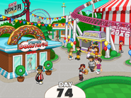 Powder Point-Big Top Carnival
