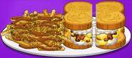 Summer Luau Sandwich To Go