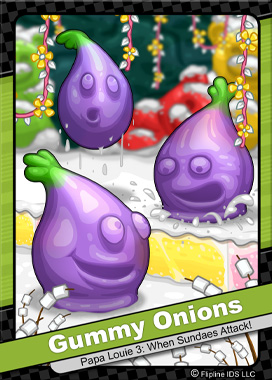 Gummy Onion (Character)