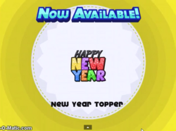 Papa's Cupcakeria - New Year Topper.png