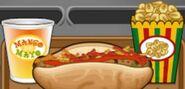CDM Hot Dog