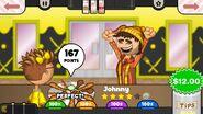 Perfect 73 Johnny Wingeria To Go!