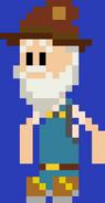 Pixel Cletus