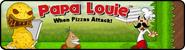 Papa Louie 2 Horizontal Banner