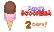 2 days to Scooperia