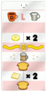 Pancakeria HD Akari (Regular)