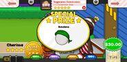 Papa's Scooperia To Go! Sugarplex Concessions Prize